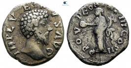 Eastern Europe. Imitations of Lucius Verus AD 161-169. Denarius AR
