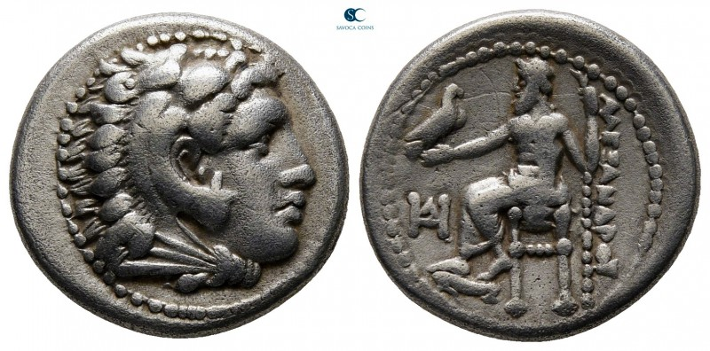 "Kings of Macedon. Miletos. Alexander III ""the Great"" 336-323 BC. Struck under Ph..."