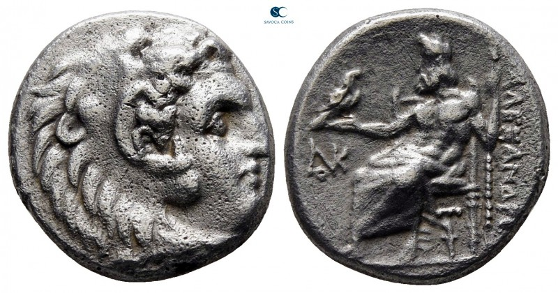 "Kings of Macedon. Sardeis. Alexander III ""the Great"" 336-323 BC. 