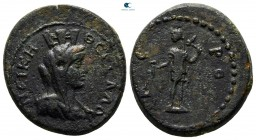 Macedon. Thessalonica. Pseudo-autonomous issue circa AD 193-211. Bronze Æ