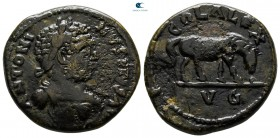 Troas. Alexandreia. Caracalla AD 198-217. Bronze Æ