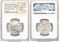IONIAN ISLANDS. Chios. Ca. late 3rd-early 2nd centuries BC. AR tetradrachm (29mm, 17.04 gm, 11h). NGC Choice XF 5/5 - 4/5. Posthumous issue in the nam...