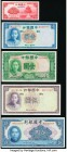 China Group Lot of 9 Examples Extremely Fine-Crisp Uncirculated. Possible trimming is evident.   HID09801242017  © 2020 Heritage Auctions | All Rights...