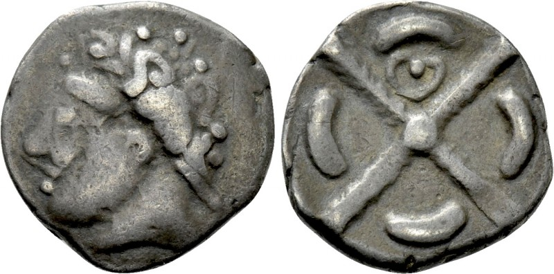 SOUTHERN GAUL. Volcae-Tectosages (Circa 2nd -1st century BC). Drachm. 