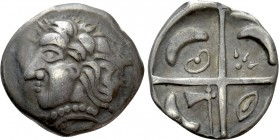 SOUTHERN GAUL. Volcae-Tectosages (Circa 2nd -1st century BC). Drachm