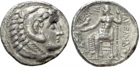 KINGS OF MACEDON. Alexander III 'the Great' (336-323 BC). Tetradrachm. Amphipolis