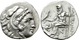 KINGS OF MACEDON. Alexander III 'the Great' (336-323 BC). Drachm. Lampsakos