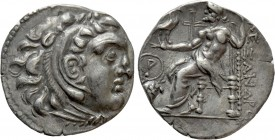 KINGS OF MACEDON. Alexander III 'the Great' (336-323 BC). Drachm. Contemporary imitation