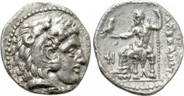 KINGS OF MACEDON. Alexander III 'the Great' (336-323 BC). Hemidrachm. Side