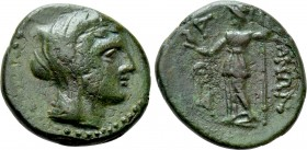 EPEIROS. The Athamanes. Ae (Circa 168-146 BC, or later). Uncertain mint