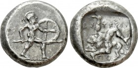 PAMPHYLIA. Aspendos. Stater (Circa 465-430 BC)
