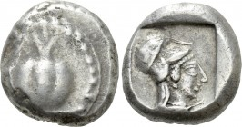 PAMPHYLIA. Side. Stater (Circa 460-430 BC)