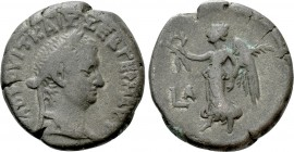 EGYPT. Alexandria. Vitellius (69). BI Tetradrachm. Dated RY 1 (69)