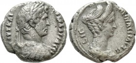 EGYPT. Alexandria. Hadrian (117-138). BI Tetradrachm. Dated RY 13 (128/129)