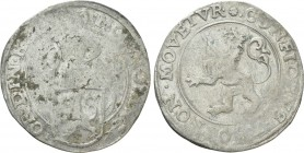 NETHERLANDS. Holland. Lion Dollar or Leeuwendaalder (1575)