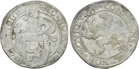 NETHERLANDS. Holland. Lion Dollar or Leeuwendaalder (1576)