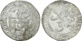 NETHERLANDS. Holland. Lion Dollar or Leeuwendaalder (1600)