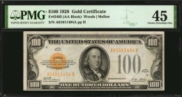 Gold Certificates