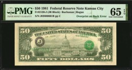 Third Printing on Reverse