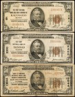 Mixed National Banknotes
