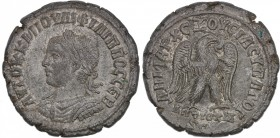 Syria, Seleucis and Pieria. Antioch. Philip II, AD 247-249. Billon Tetradrachm (25mm, 11.16g, 1h), 248-249. ΑΥΤΟΚ Κ Μ ΙΟΥΛΙ ΦΙΛΙΠΠΟC CЄΒ Laureate and ...