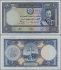 Afghanistan: Da Afghanistan Bank 50 Afghanis SH1318 (1939), P.25a in perfect UNC condition.