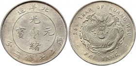 China Chihli 1 Dollar 1903