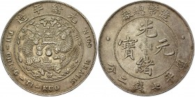 China Empire 1 Dollar 1908
