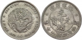 China Fukien 20 Cents 1903 -1908