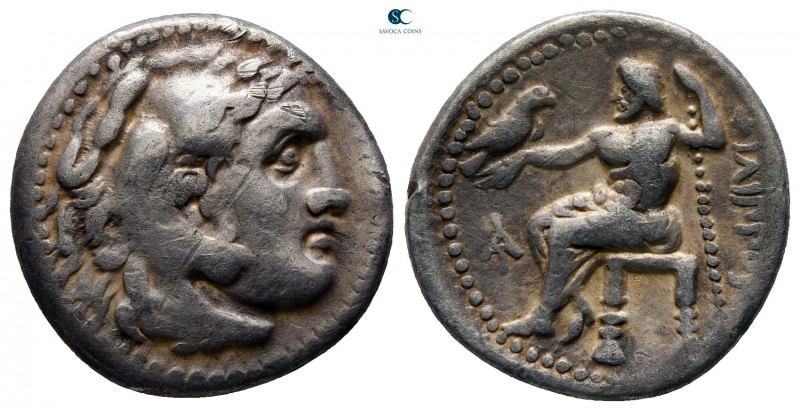 Kings of Macedon. Sardeis. Philip III Arrhidaeus 323-317 BC. 