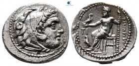 Kings of Macedon. Sardeis. Philip III Arrhidaeus 323-317 BC. Struck circa 323-319 BC. Drachm AR