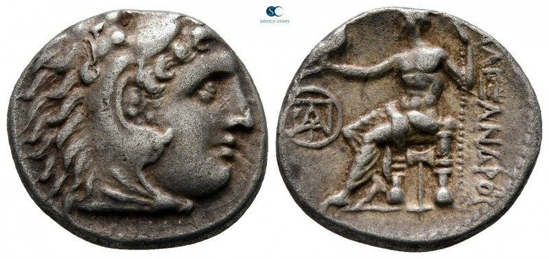 Kings of Macedon. Miletos. Demetrios I Poliorketes 306-283 BC. In the name and t...