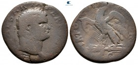 Titus, as Caesar AD 76-78. Uncertain mint in Asia Minor. As Æ