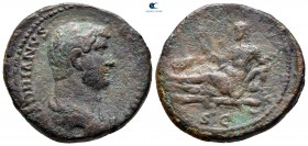 Hadrian AD 117-138. Rome. As Æ