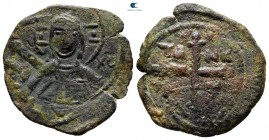 Tancred. As regent AD 1104-1112. Antioch. Follis Æ
