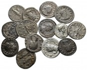 Lot of ca. 14 roman antoniniani / SOLD AS SEEN, NO RETURN!very fine