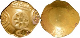Gold Padmatanka Coin of Ramachandra of Yadavas of Devagiri.