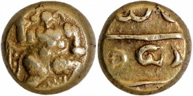 Gold Varaha Coin of Irungola II of Nidugal Cholas.