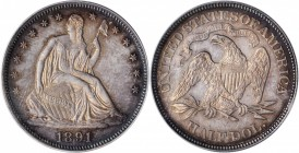 Liberty Seated Half Dollar