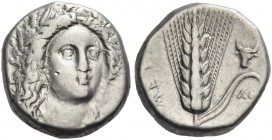 Metapontium. 