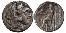Kings of Macedon. Alexander III 'the Great' (310-301 BC).
