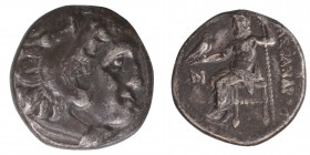 Kings of Macedon. Alexander III Kolophon c. 310-301. 