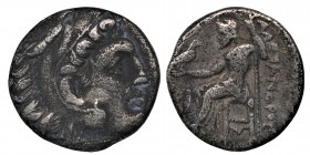"Kings of Macedon. Uncertain mint in Macedon. Alexander III ""the Great\"""" 336-323 BC. Condition: Very Good 3.9 gr. 16.5 mm."""