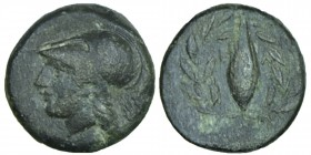 Elaia (BC 340-300) AE 10