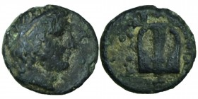 TROAS. Hamaxitos. Ae (Circa 350-310 BC). 