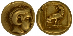 Greek, Lesbos, c. 330 BC, EL Hekte, Mytilene