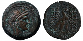 SELEUKID KINGS OF SYRIA. Antiochos IV Epiphanes, 175-164 BC. 
