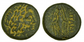 PHRYGIA. Apameia. Ae (Circa100-50 BC). 