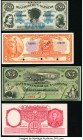 World (Argentina, Haiti) Group Lot of 4 Specimen (1) & Remainders (3) Crisp Uncirculated. Three POCs are seen on the Specimen.  HID09801242017  © 2020...