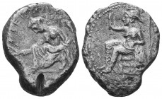 Cilicia, 361/0-334 BC. Stater RARE  Condition: Very Fine  Weight: 9.40 gr Diameter: 24 mm